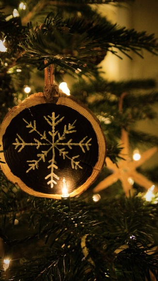 The year of handmade ornaments